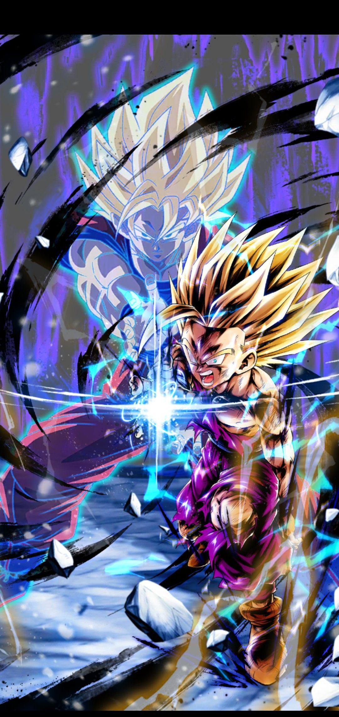 Super Saiyan 2 Gohan Anime Dragon Ball Super Dragon Ball Goku