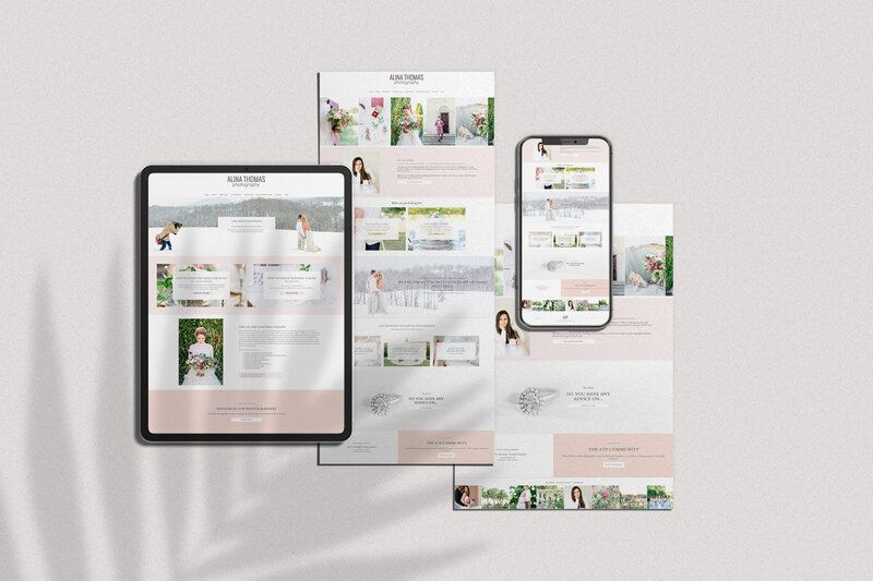 Portfolio Branding Web Design Mesmerizing Designs Creative Studio In 2020 Website Branding Photographer Website Design Branding Website Design
