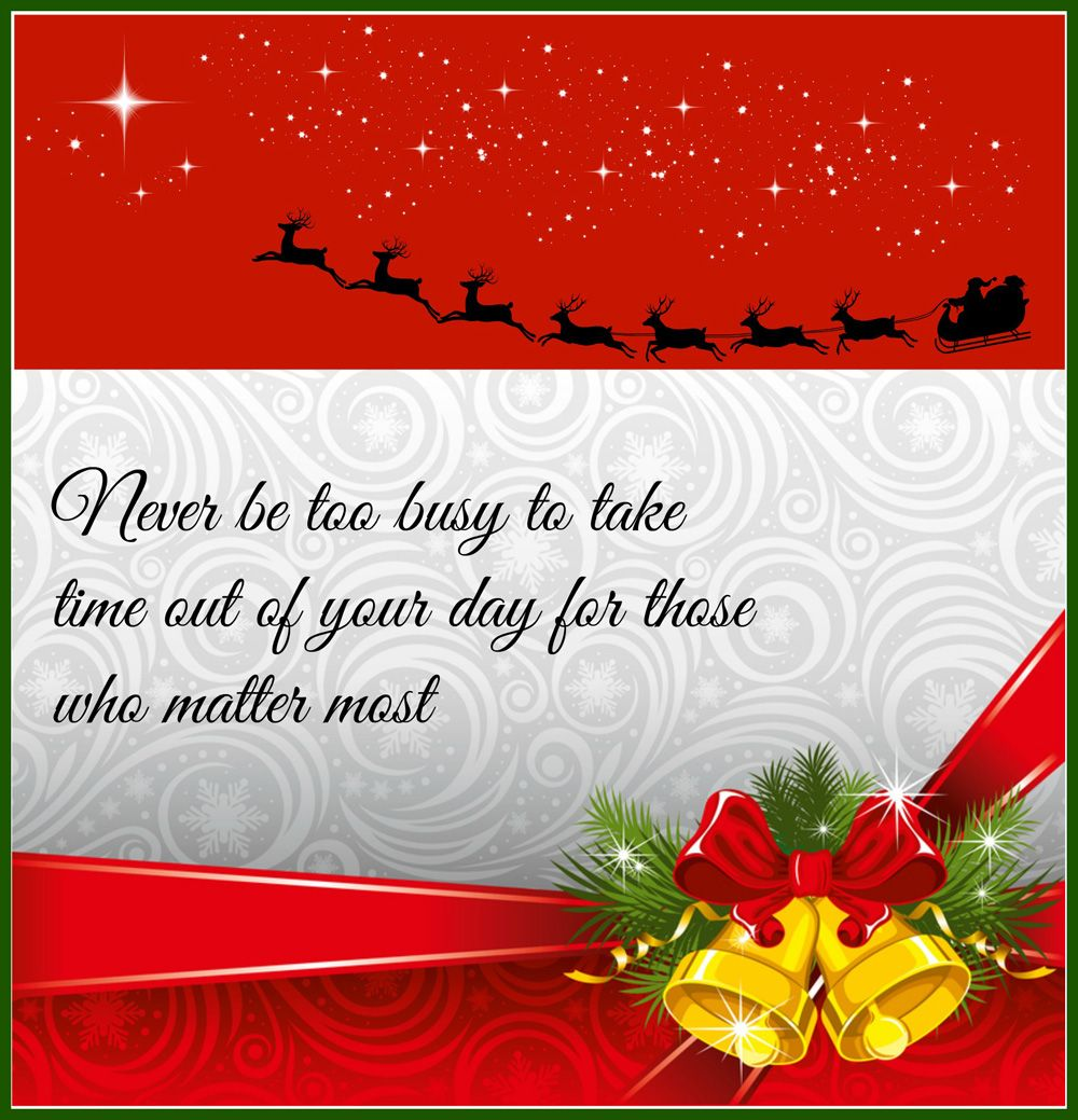 120 Short Christmas Message For Greetings Cards With Images