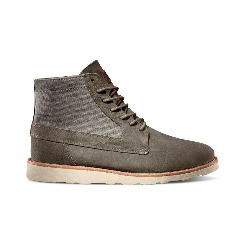 OTW Breton Boot.  (Vans.)