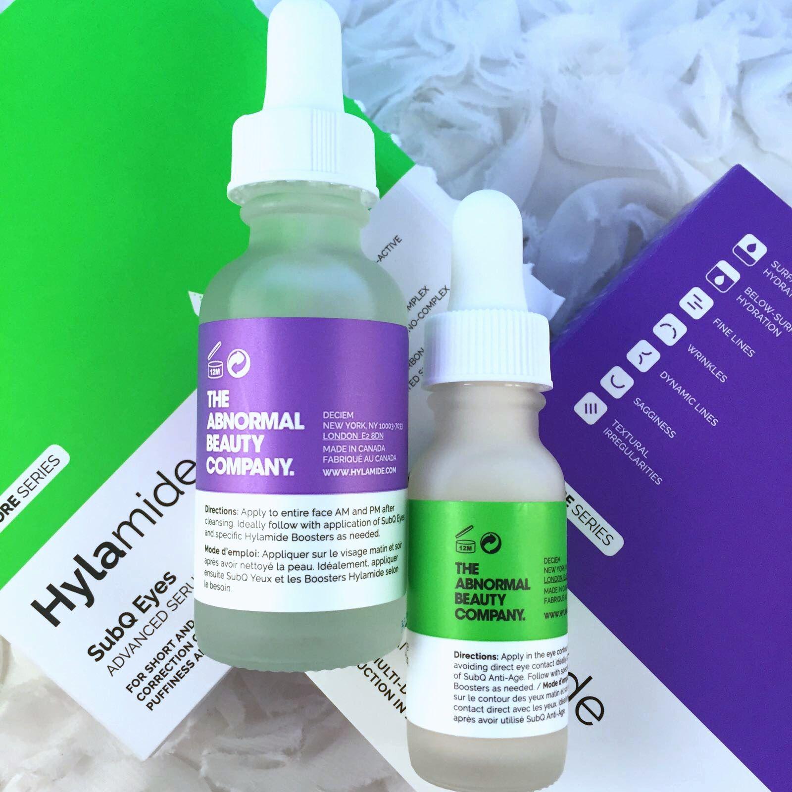 DECIEM Hylamide Skincare Review