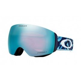 52b15797673 Oakley Flight Deck XM PRIZM Goggles Facet Sapphire frame   Prizm Snow  Sapphire Iridium lens