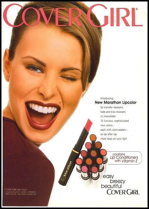 Image Result For Vintage 90s Lipstick Ads With Images Vintage