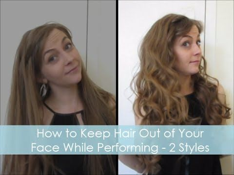 Victoria Teel How To Keep Your Hair Out Of Your Face When