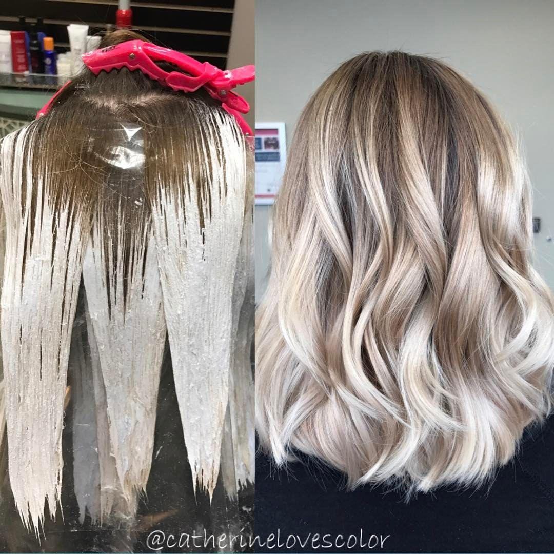 Pin By Tina Lazdane On Hair Hair Styles Hair Highlights