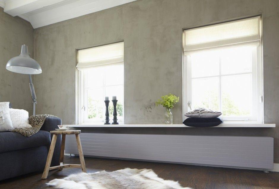 verhoog de sfeer in je woonkamer en bekleedt de radiator