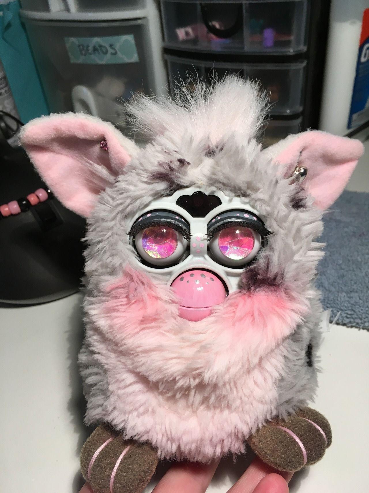 furby | Tumblr | Aesthetic | Cool toys, Vintage toys, Toys