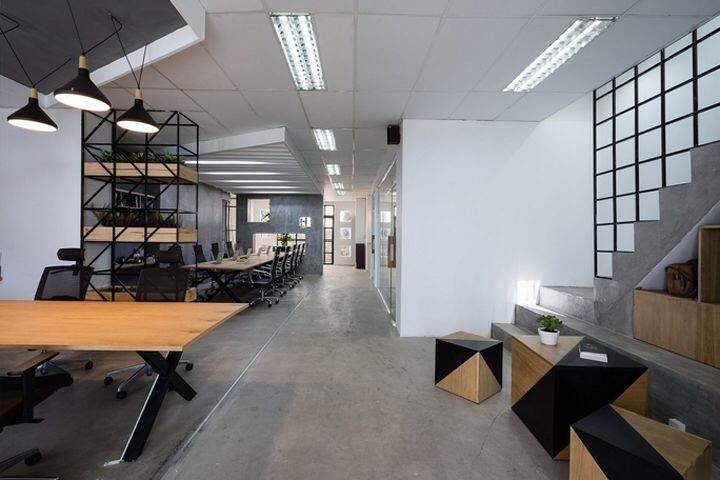Zigvy Corporation Office By Arch A Studio Ho Chi Minh City Vietnam Office Interior Design Office Design Interior