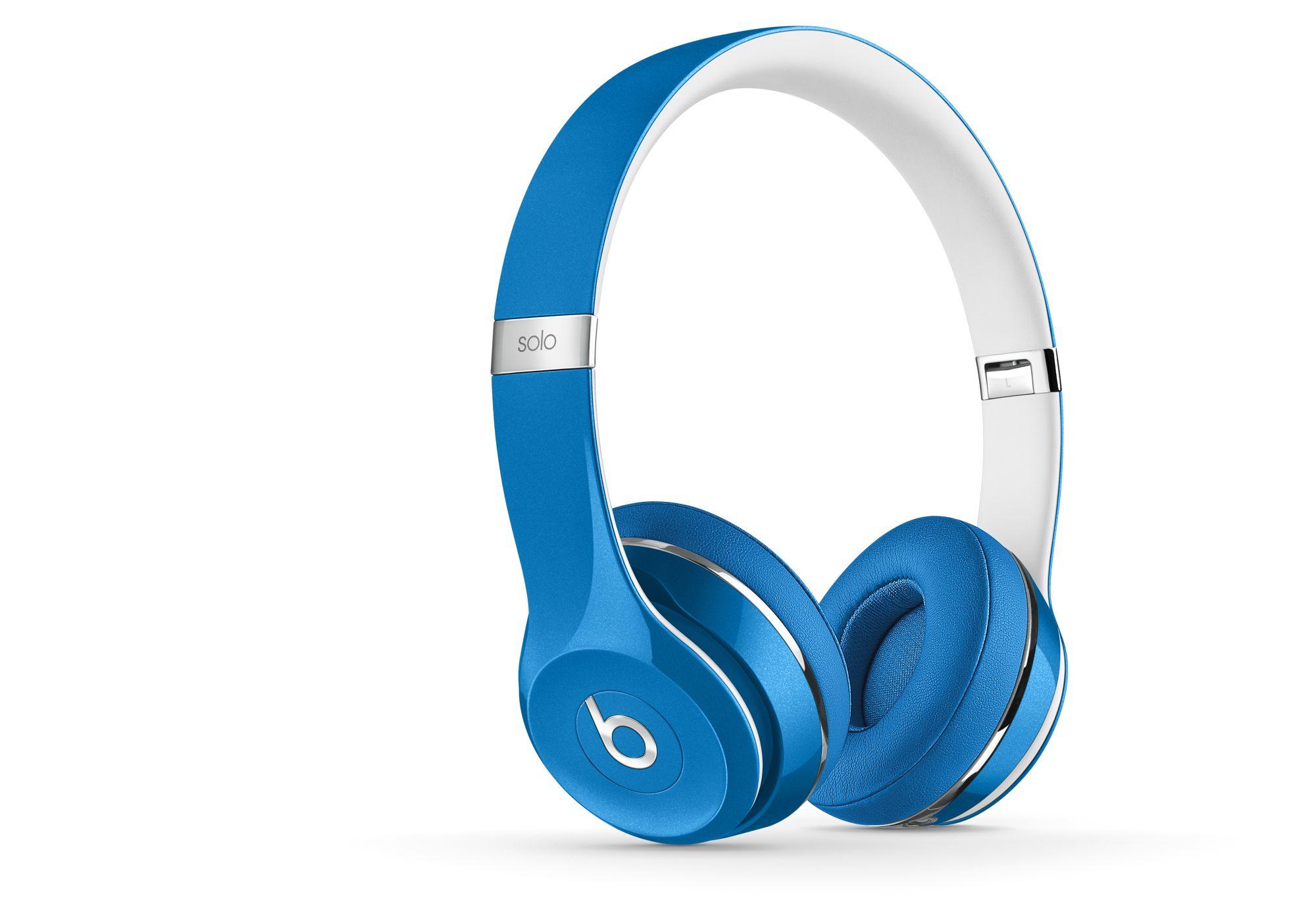 Die Luxe Edition Der Beats Solo2 Blau Avec Images Casque Audio