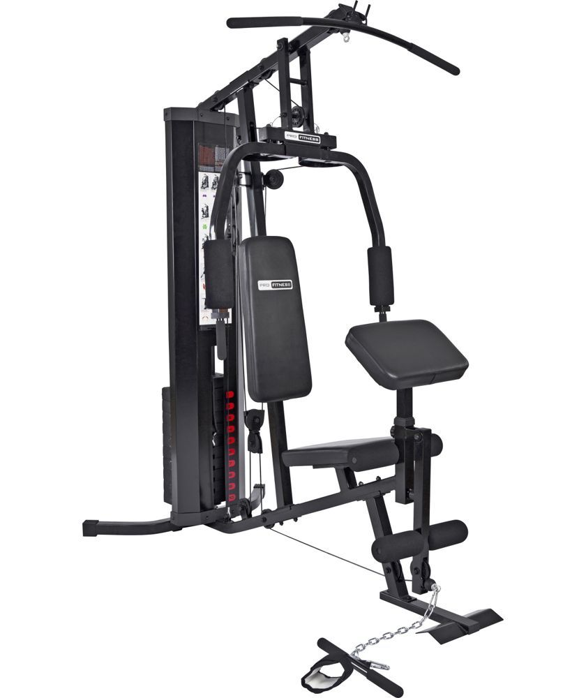 Buy pro fitness jx d home gym at argos your
