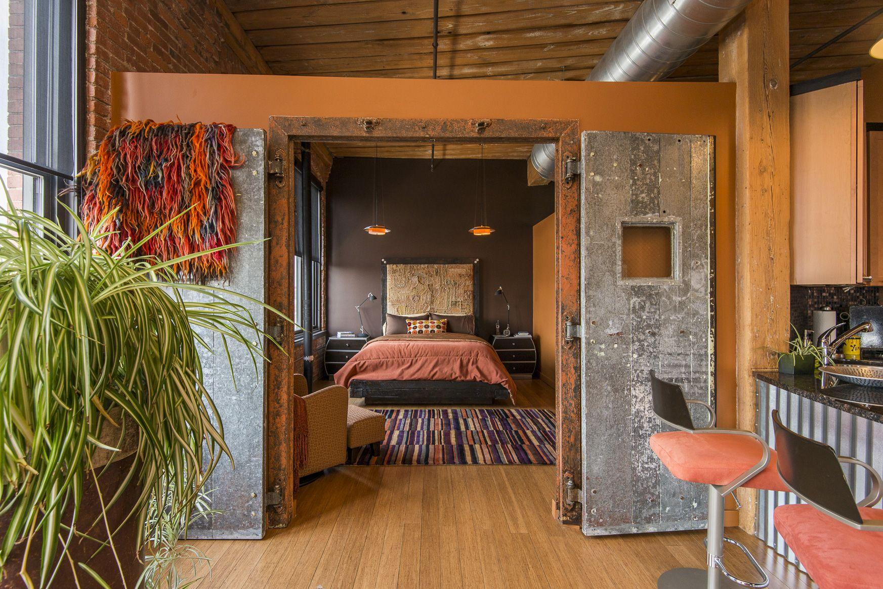 2 bedroom loft  Industrial NoLibs Loft in Cigar Factory Asks K  Lofts Liberty