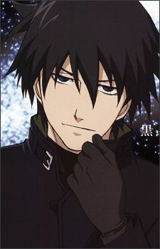 Darker than Black - Hei and his spiky hair :-) | My Japan ...