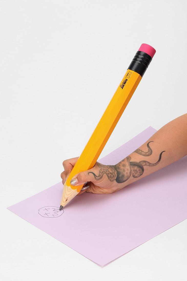 Oversized Pencil Urbanouters