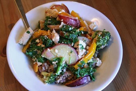 Colorful Stir Fry, Kitchen Illiterate