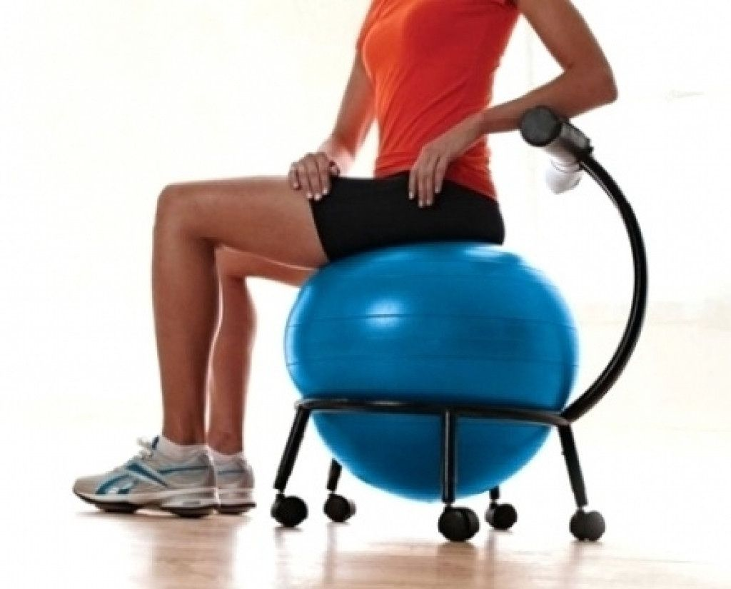 Yoga Ball Office Chair Benefits Home Desk Furniture Check More At Http