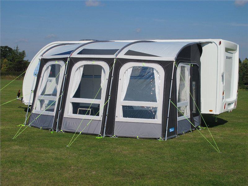Ace Pro 400 Caravan Awning 2020 Pearly Grey Caravan