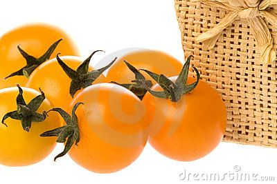 Ripe Orange Cherry Tomatoes - Download From Over 24 Million High Quality Stock Photos, Images, Vectors. Sign up for FREE today. Image: 6021531