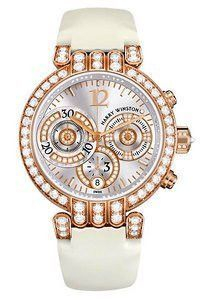 Harry Winston Premier Large Chronograph Watch 200/UCA39RL.WD/01
