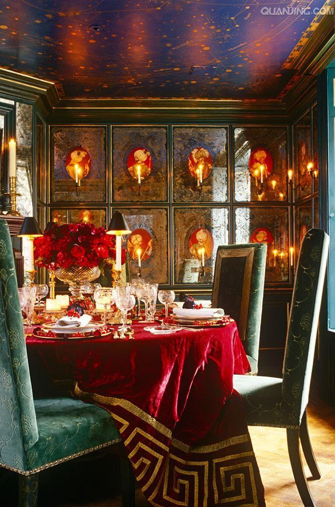 jewel colors ~ Alidad design | Interior design gallery ...
