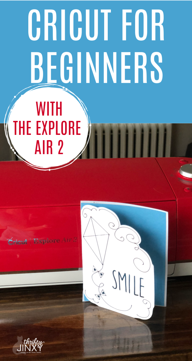 Getting Started with the Cricut Explore Air 2 is easy! #cricutexploreair2projects