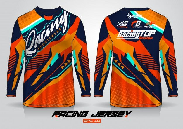 Download Sport Jersey Pattern Vector Premium Download In 2020 T Shirt Design Template Racing Shirts Jersey Tshirt