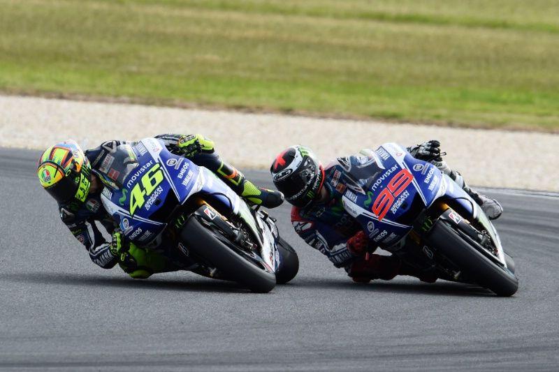Rossi / Lorenzo