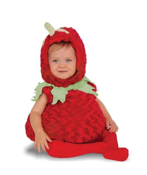 065963468 Strawberry Costume Kids   FaeryNiceThings Infant - Toddler ...