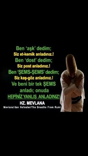 mevlana hz g zel s zler pinterest islam and osho rh pinterest com au Word Manual Guide Quick Reference Guide