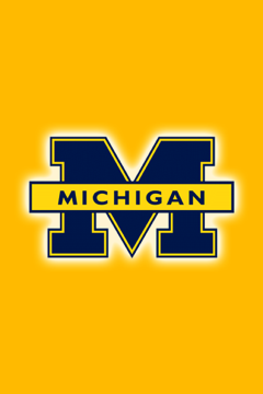 Michigan Wolverine Themes Desktop Wallpaper Iphone Themes Michigan Wolverines Michigan Michigan Wolverines Football