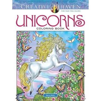 Pin On Unicorn Coloring Book