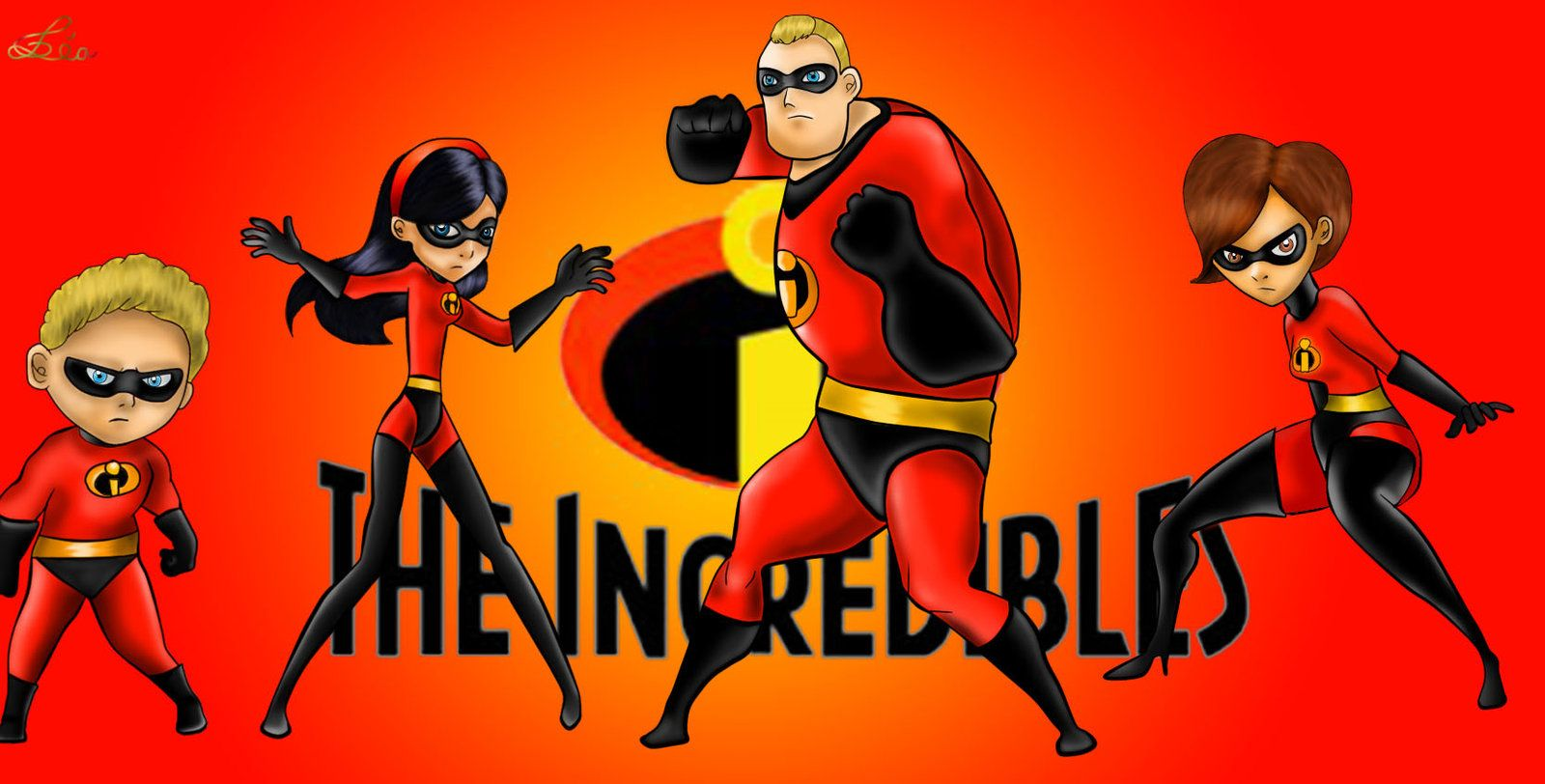 wallpaper the incredibles wallpapers and pictures for your