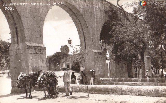 Fotos de Morelia, Michoacán, México: Acueducto de Morelia