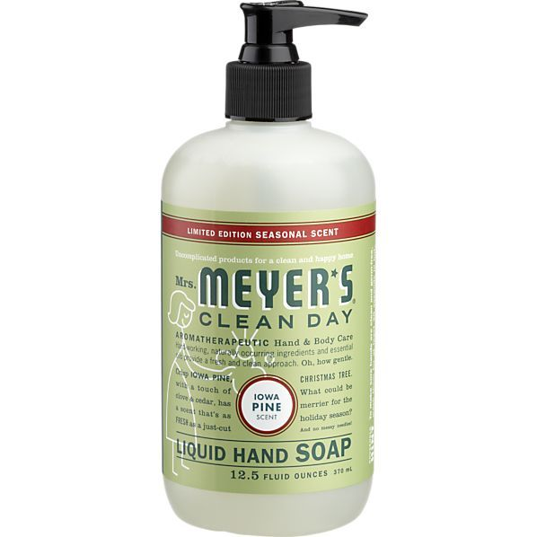 Mrs Meyer S Clean Day Pine Hand Soap Love Closing My Eyes To