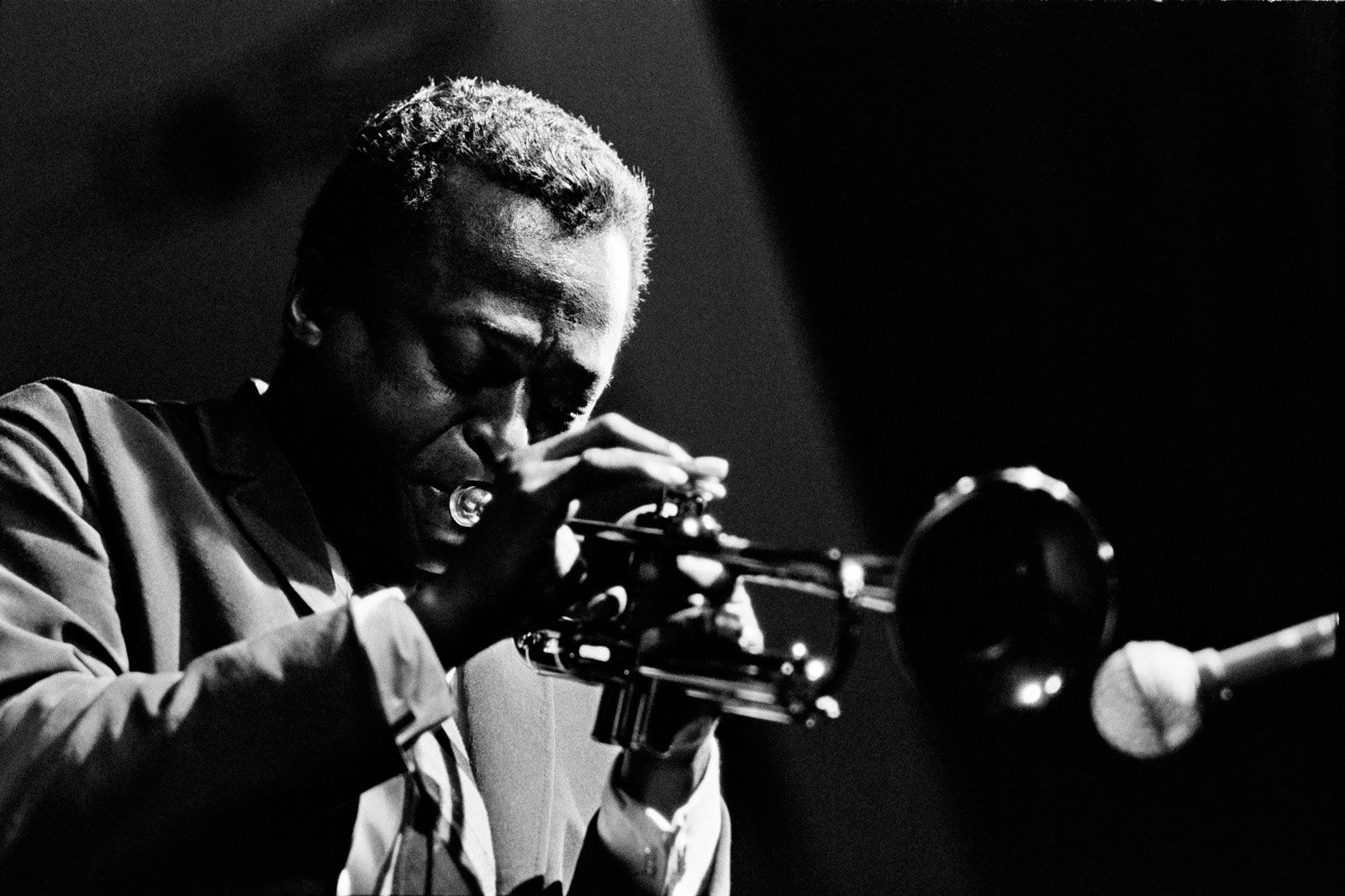 Dizzy In The Daylight Miles Davis Jim Marshall Cool Jazz