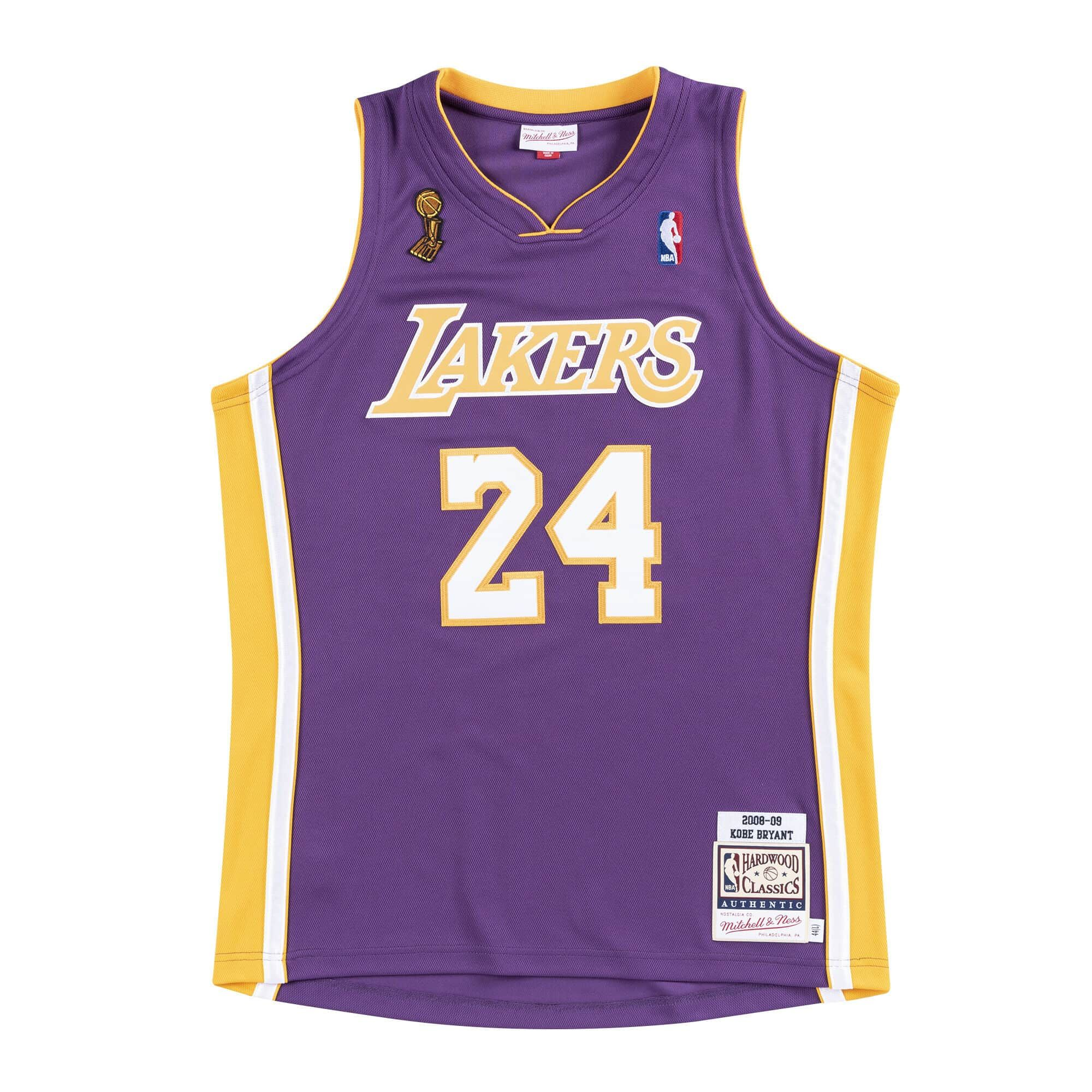 Authentic Jersey Los Angeles Lakers Road Finals 2008 09 Kobe Bryant Shop Mitchell Ness Authentic Jerseys And Kobe Bryant Lakers Kobe Bryant Kobe Bryant 24