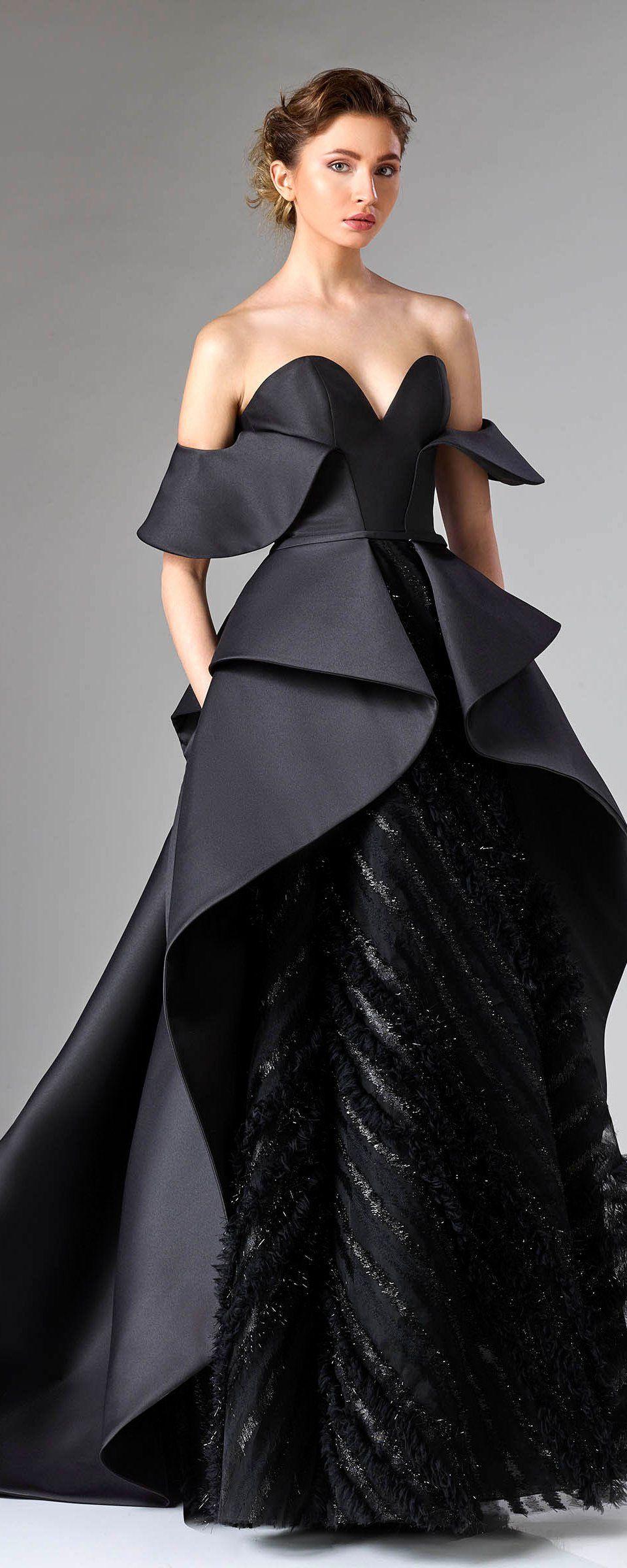 71cf4aa01c66 Edward Arsouni « Divina », A-H 2018-2019 - Haute couture | INSPO ...