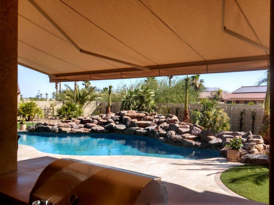 Convenience Comfort Patio Shade Liberty Home Outdoor Awnings