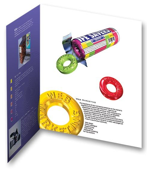 Design and Print Brochures and Flyers online.Print tri-fold ...