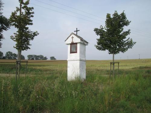 Boží muka nad Černovicemi | Drobné památky