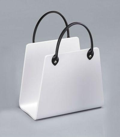 Porte Magazine Beccari Kitea Autres Accessoires Maroc Top Handle Bag Bags