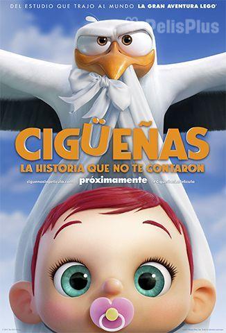 Ver Ciguenas La Historia Que No Te Contaron 2016 Online Latino Hd Pe Peliculas Infantiles Gratis Peliculas Infantiles De Disney Peliculas Dibujos Animados