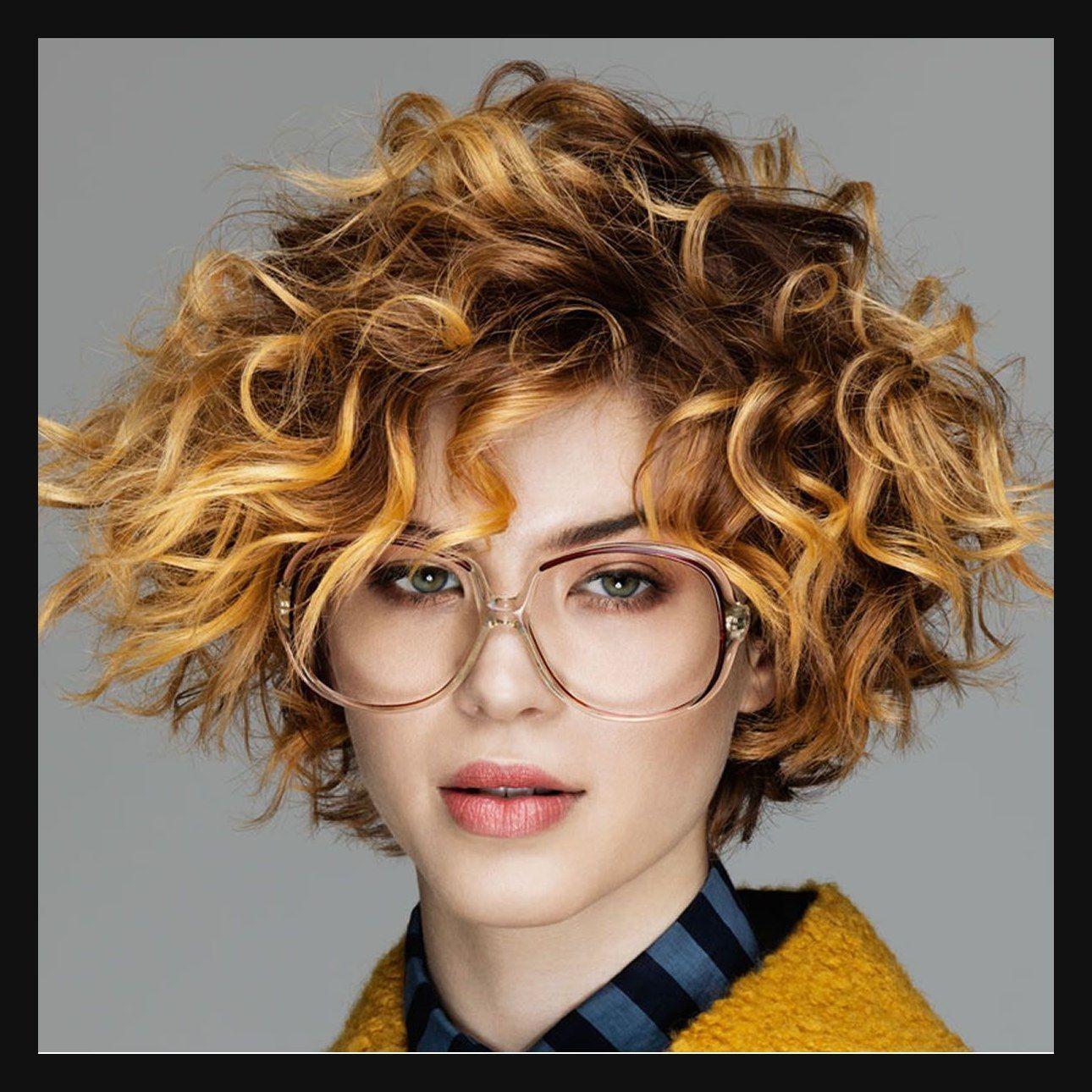 curly bob frisuren für frauen perfect short hair