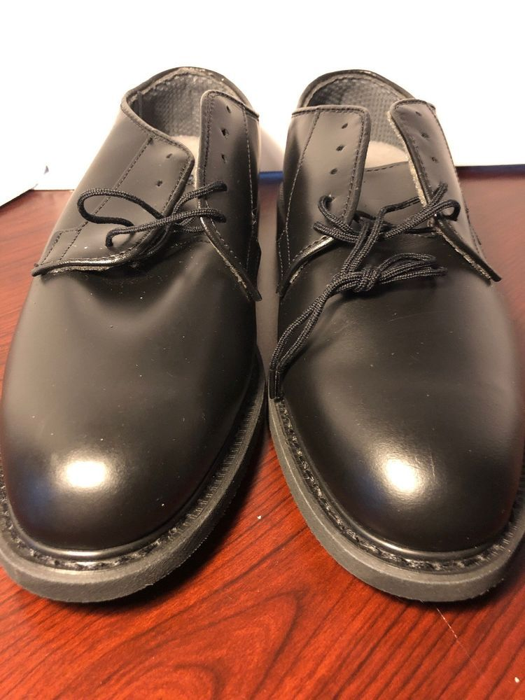baac8bdcf6012 Bates Leather Work - or dress - Shoes 8.5D Mens New Condition ...