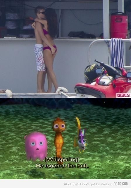He touched the butt. ... Click this image to browse lots more #Funny #pics & awesome #quotes