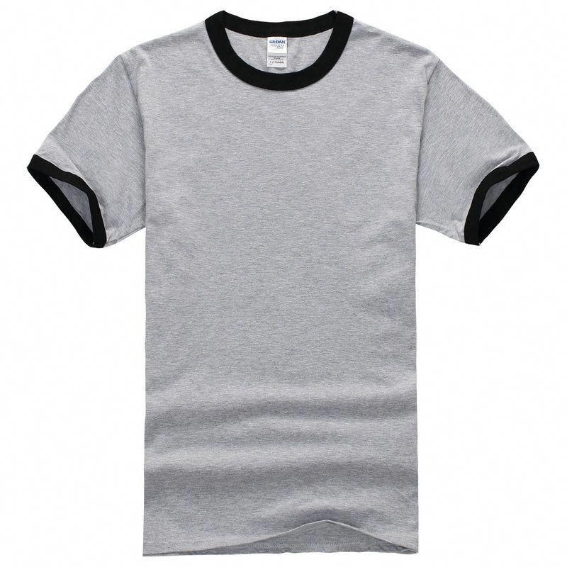 cf8ddba6442 Fashion Man T Shirt Summer Tee Shirt Homme O Neck Mens T Shirts Brand  Clothing Simple Solid Men T-shirt European Size XS-2XL  menst-shirtssummer