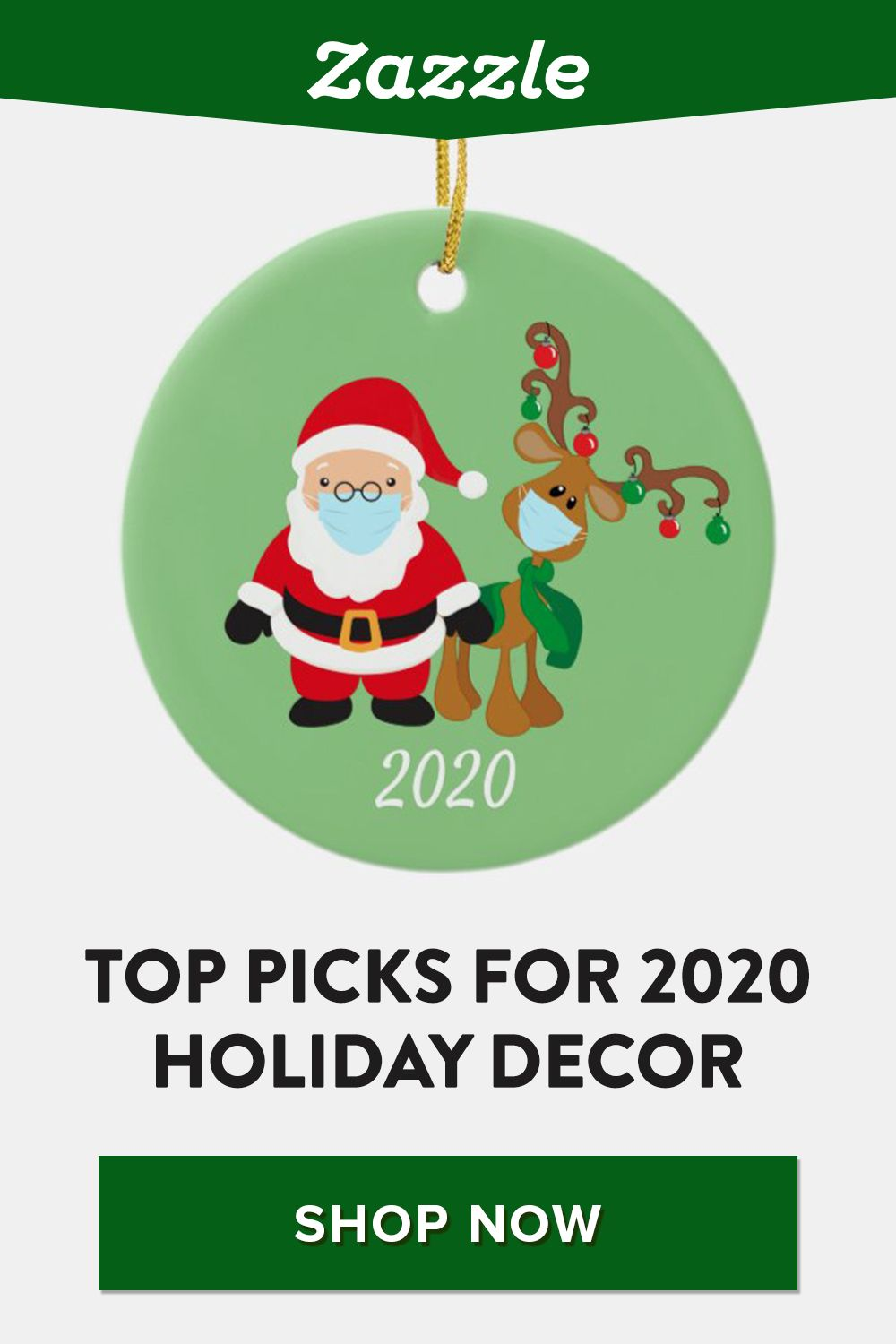 🎄 See our editors' top picks for 2020 holiday decor. Shop and save on ornaments, pillows, stockings and more.