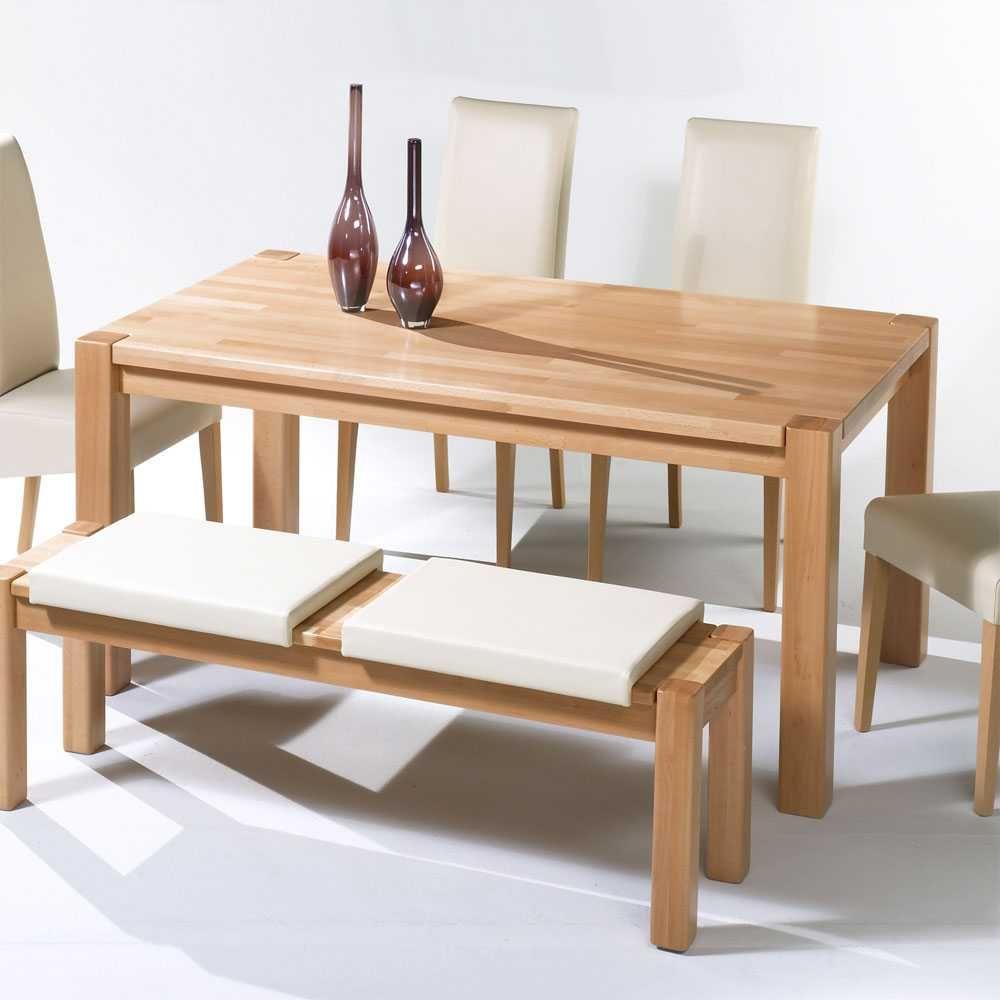 massivholztisch aus buche ausziehbar jetzt bestellen unter. Black Bedroom Furniture Sets. Home Design Ideas