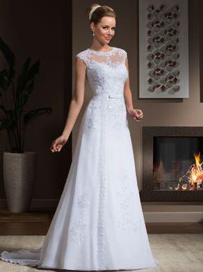 Vestido de noiva modelo: Petra