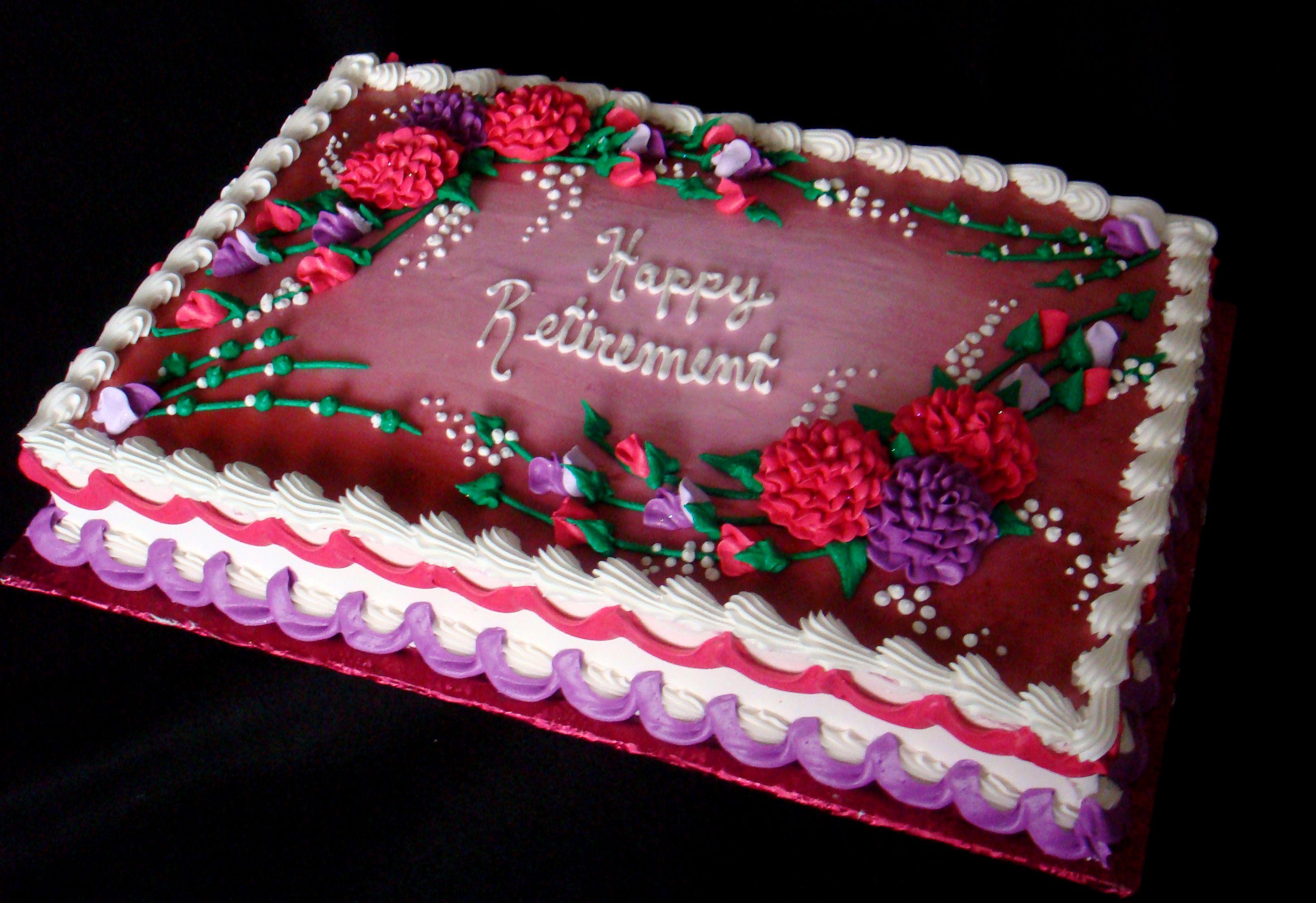 Happy retirement retirement retirement cakes cake