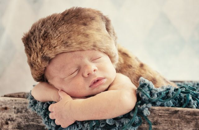 A Coonskin Hat for a future Mountaineer!!! WVU LOVE!  3ef693f82c1